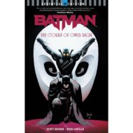 Dc Essential Edition: Batman – Court Of Owls Saga