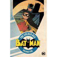Batman The Golden Age  Vol 05