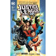 Justice League  Vol 01 The Totality
