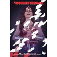 Wonder Woman  Vol 07 (Rebirth) Amazons Attacked