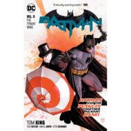 Batman  Vol 09 (Rebirth) The Tyrant Wing