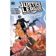 Justice League  Vol 02 Graveyard Of Gods