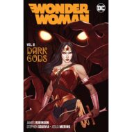 Wonder Woman  Vol 08 (Rebirth) Dark Gods