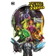 Justice League Odyssey  Vol 01 The Ghost Sector