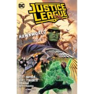 Justice League  Vol 03 Hawkworld
