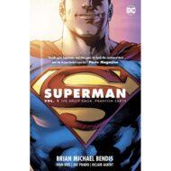 Superman  Vol 01 The Unity Saga – Phantom Earth