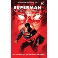 Superman Action Comics  Vol 01 Invisible Mafiac