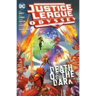 Justice League Odyssey  Vol 02 Death Of The Dark