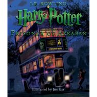 Harry Potter and the Prisoner of Azkaban illustrated UK