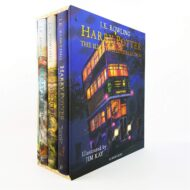 Harry Potter – The Illustrated Collection: Three magical classics