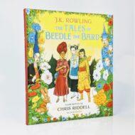 The Tales of Beedle the Bard  myndskreytt útgáfa