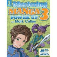 Mastering Manga 3 Power Up