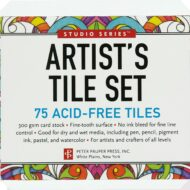 Artists Tile Set 75 Acid Free