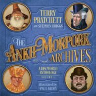 The Ankh-Morpork Archives,