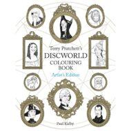 Terry Pratchett's Discworld Colouring Book Artist Ed.
