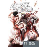 Attack On Titan Vol 11