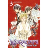 Noragami Stray God Vol 03