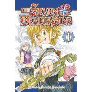 Seven Deadly Sins Vol 01