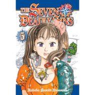 Seven Deadly Sins Vol 05