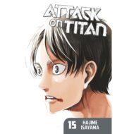 Attack On Titan Vol 15