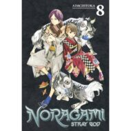 Noragami Stray God Vol 08
