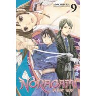 Noragami Stray God Vol 09