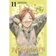 Noragami Stray God Vol 11