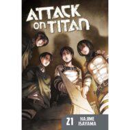 Attack On Titan Vol 21