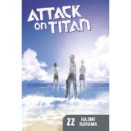 Attack On Titan Vol 22