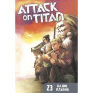 Attack On Titan Vol 23