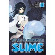 That Time I Got Reincarnated As A Slime Vol 01