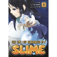 That Time I Got Reincarnated As A Slime Vol 02