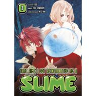 That Time I Got Reincarnated As A Slime Vol 03