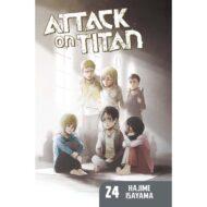 Attack On Titan Vol 24