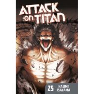 Attack On Titan Vol 25