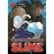 That Time I Got Reincarnated As A Slime Vol 05