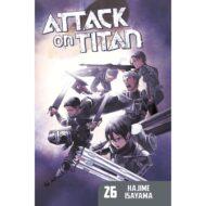 Attack On Titan Vol 26