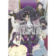 To Your Eternity Vol 08