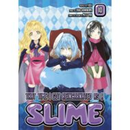 That Time I Got Reincarnated As A Slime Vol 10