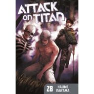 Attack On Titan Vol 28