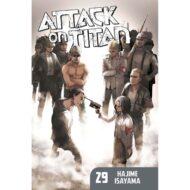 Attack On Titan Vol 29