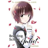 Boarding School Juliet Vol 08
