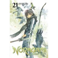 Noragami Stray God Vol 21