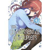 Quintessential Quintuplets Vol 04