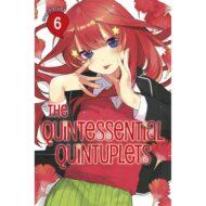 Quintessential Quintuplets Vol 06