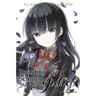 Boarding School Juliet Vol 10