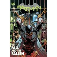 Batman  Vol 11 (Rebirth) The Fall And The Fallen