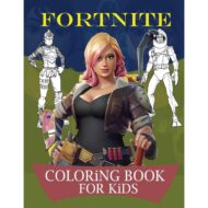 Fortnite Coloring Book for Kids
