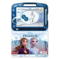 Frozin II Story Book and Magnetic Drawing Kit