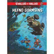 Svalur og Valur – Hefnd gormsins